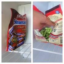 My wife finally found out where Ive been getting my frozen edamame soybeans