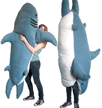 My wife loves body pillows- found her the greatest body pillow of all time for Christmas