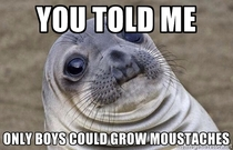 my  year old said this while pointing to the lady directly behind us in line