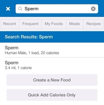 MyFitnessPal takes counting calories to a whole new level