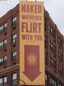 Naked waitressees flirt with you
