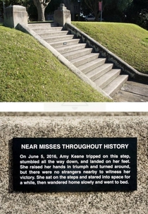Near Misses Throughout History