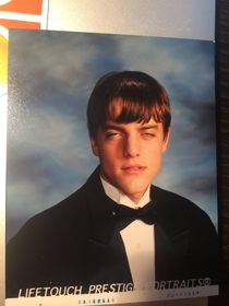 Needless to say my mom did not order any senior portraits
