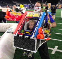 Nerf Baby Carrier