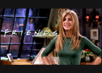 Netflix knows exactly what picture to use to get the youth interested in Friends