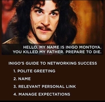 Networking by Inigo