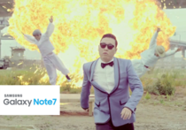 New ad for the Samsung Galaxy Note