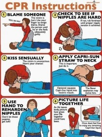 New CPR instructions