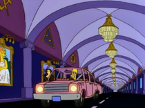 New photo of Elon Musks proposed Tesla Tunnel