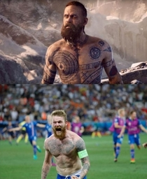 New post Icelandic player seems legit viking