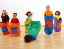 New Study Shows  Out Of  Children Enjoy Sack Races