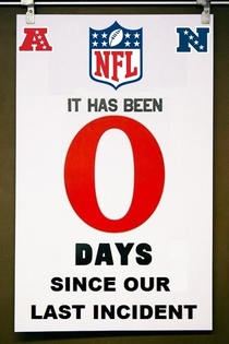 NFL Headquarters New Sign