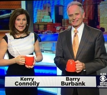 nice cup there Barry