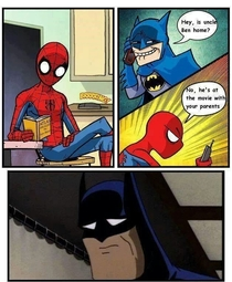 Nice try Batman