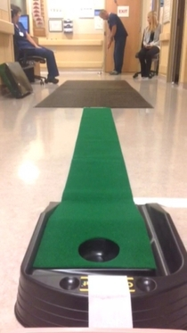 No patients  putting contest in the ER