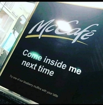 No thanks McDonalds I think Im good