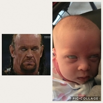 None of the parenting books I read warned me that my daughter would turn into The Undertaker when she tried to fall asleep