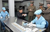North Koreas first smartphone comes with a complimentary g of cocaine
