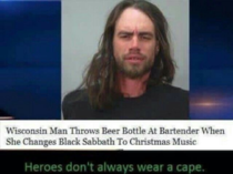 Not all heroes wear capes