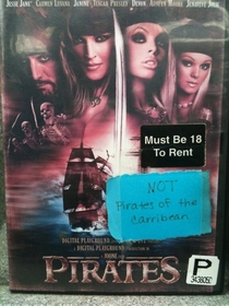 NOT Pirates of the Carribean