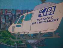Not shockingly the Simpsons got it right some time ago