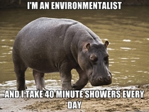 Not sure how this will turn out but I give you Hypocritical Hippo Where you expose your own hypocrisies