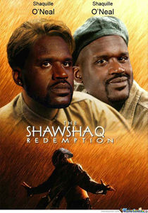 Not what I was expecting when I googled Shawshank Redemption