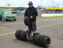 Now thats a serious Segway