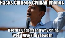 Obama Doesnt Understand China