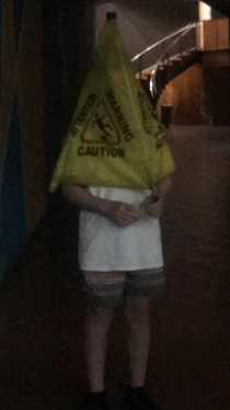 Off brand pyramid head