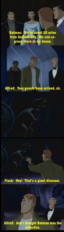 Oh Alfred