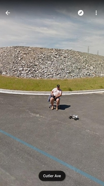 Oh Google maps