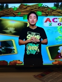 OH Look The presenters of Nick Jr In Thailand keep it real