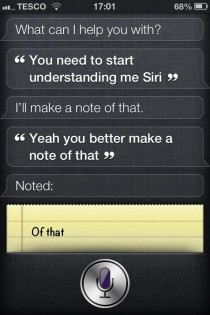 Oh Siri you crack me up sometimes