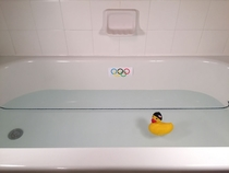 Olympic champion Katie Leducky practicing for the  meter race