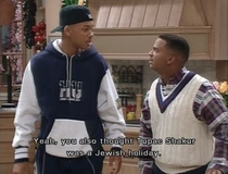 One of my favorite Fresh Prince lines