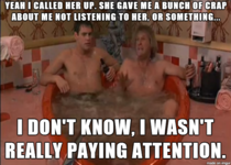 One of my favorite lines from Dumb and Dumber