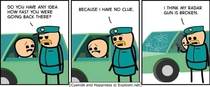 One of the only Cyanide and Happiness comics that actually made me laugh