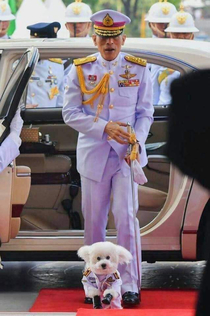 One of them was Thailands Air Chief Marshal