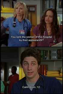 One reason why I love Scrubs