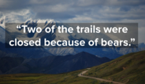 One-star yelp reviews of national parks