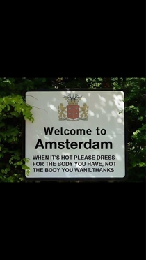 One thing I like about living in the Netherlands the Dutch honesty No idea if repost but I found it very funny