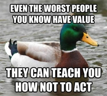 One thing Ive learned from dealing with people including immediate family