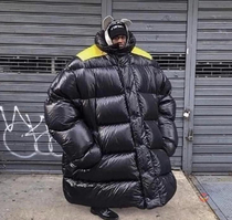 ordered a jacket on the internet