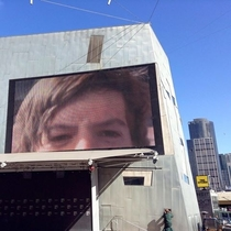 Our class went on an excursion to Melbourne so my friend wanted to find where the Federation Square camera was