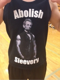 Our dodgeball team shirts x-post rteenagers