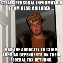 Our tax return got rejected because our deceased infant sons social security number had already been filed