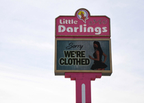 Pandemic is taking its toll on Las Vegas strippers