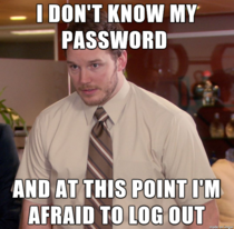 password savers are really convenient but