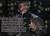 Patrice ONeal on why he didnt litter